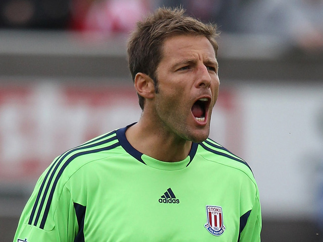 Carlo Nash Interview Chilis Fan Potters Keeper Not Big On