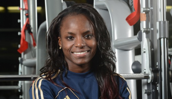 Soccer - Chelsea Ladies Eniola Aluko Feature - Cobham Training Ground