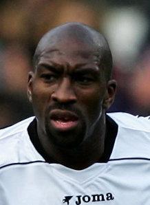 Big Dave: Ex-Derby County centre-back Darren Moore