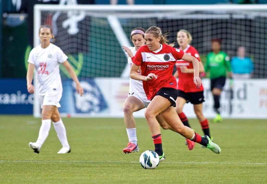 Photo: Craig Mitchelldyer / Portland Thorns FC