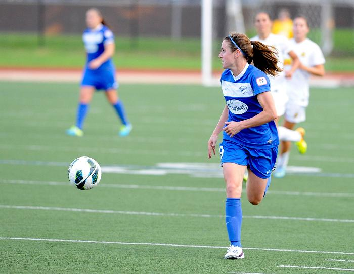 Photo by Mike Gridley/Courtesy of the Boston Breakers