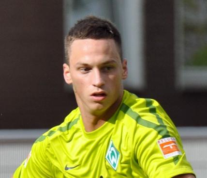 Stoke City and Austria's Marko Arnautović