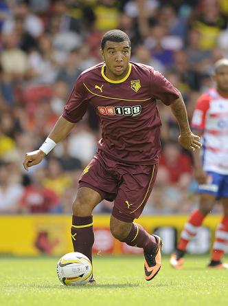 Watford striker Troy Deeney. Photo: Alan Cozzi / Watford FC