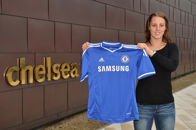 Photo courtesy of Chelsea Ladies FC