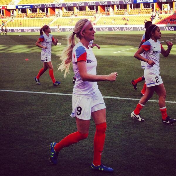 Photo: Houston Dash