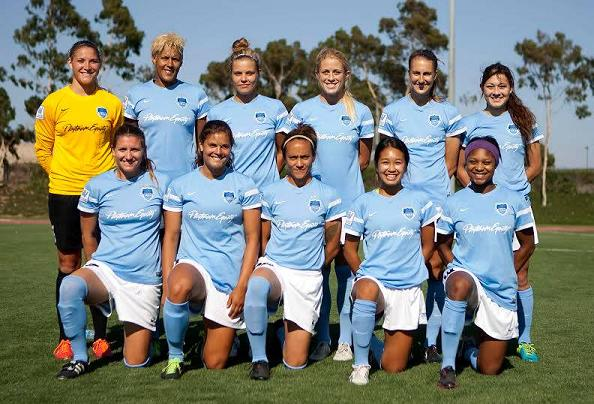 Photo courtesy of LA Blues SC
