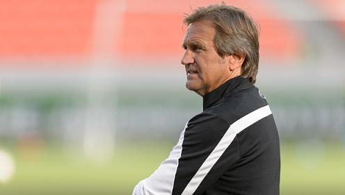 Houston Dash head coach Randy Waldrum. Photo: Wilf Thorne / Houston Dash