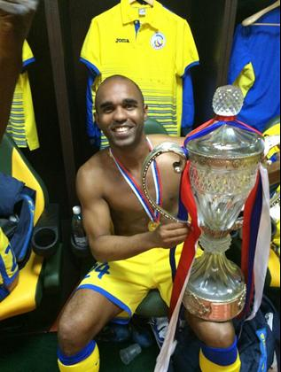 Russian Cup success with FC Rostov