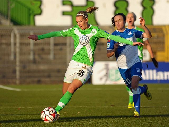 Photo courtesy of VfL Wolfsburg