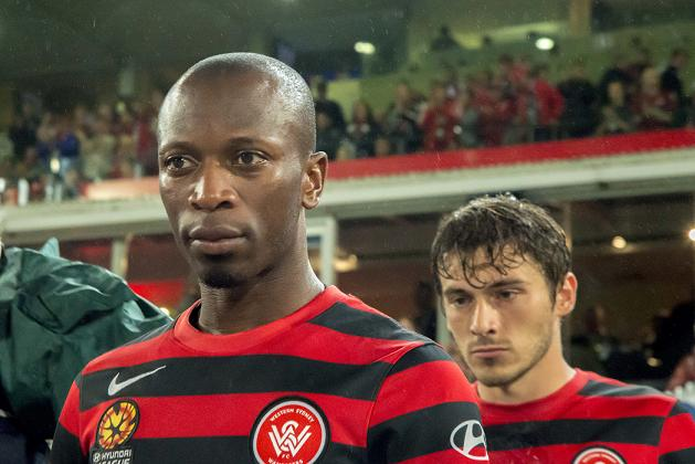 Photo courtesy of Western Sydney Wanderers FC