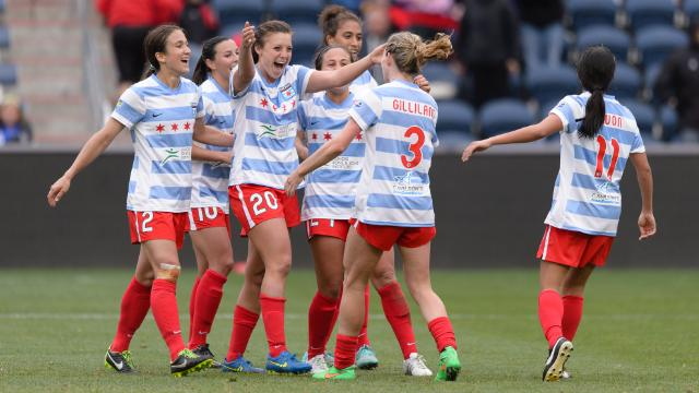 Photo: Daniel Bartel / Chicago Red Stars