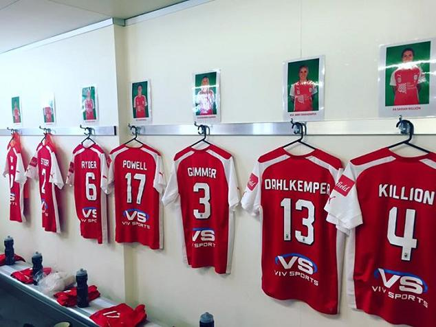 Photo: Adelaide United Lady Reds