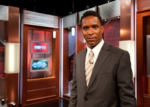 Shaka joined ESPN back in 2008.