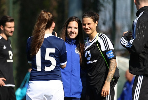Photo: 1.FFC Frankfurt
