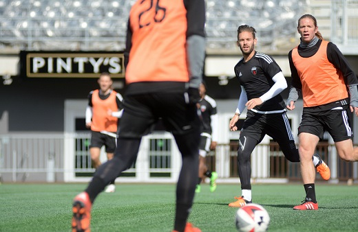 Photo: Chris Hofley/Ottawa Fury FC