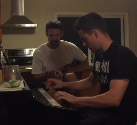A jam session for Heath and @connraney